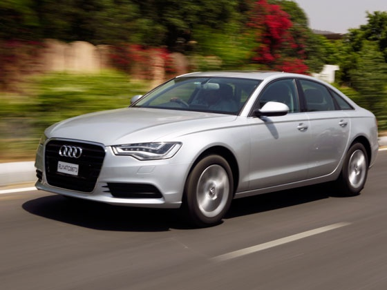 Audi A6 Special Edition