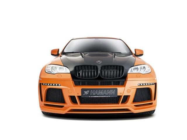 BMW X6 Hamann Tycoon II M Edition