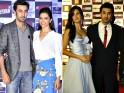 Ranbir Kapoor, Deepika Padukone & Katrina Kaif