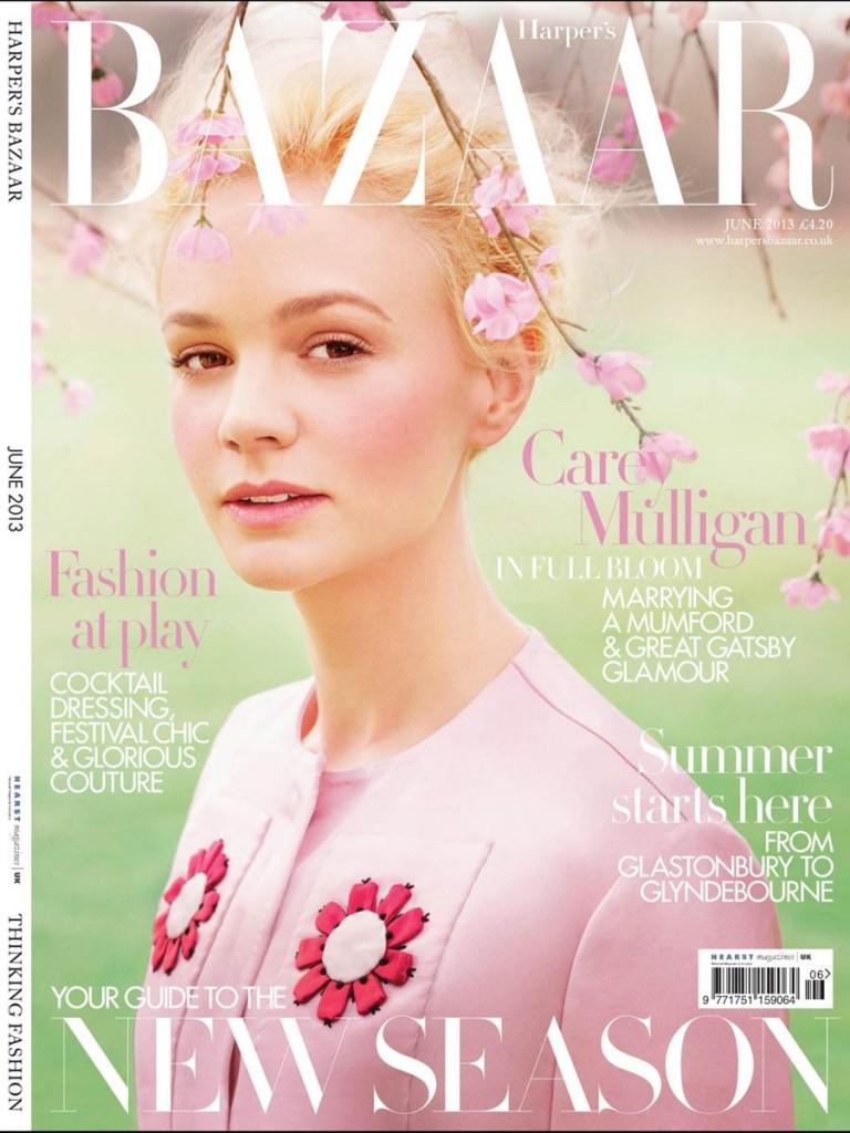 English actress Carey Mulligan