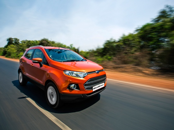 Ford EcoSport: Road Test