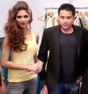 Former Miss India World Parvathy Omanakuttan with Mr. Waahiid Ali Khan
