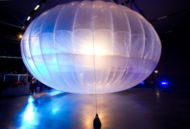 Google Balloon