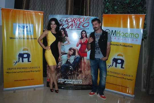 Ameesha Patel and Neil Nitin Mukesh