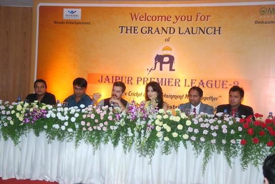 Amit Singh, Monty Desai, Neil Nitin Mukesh, Ameesha Patel, Mr. Mahesh Chakankar, & Prashant Mishra