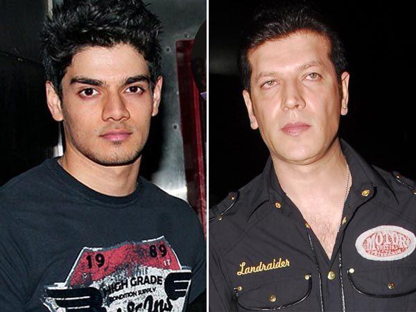 Aditya and Sooraj Pancholi