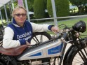 Motorcycles at the 2013 Concorso d