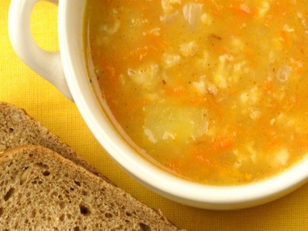 Oats In soup