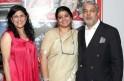 Oona Dhabhar, Marketing Director of Conde Nast India, Vandana Mohan and Tikka Shatrujit Singh at the Vogue Wedding Show