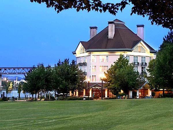 RiverPlace Hotel, Oregon