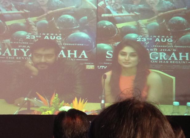 Ajay Devgn, Kareena Kapoor Khan