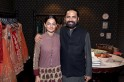 Sabina Chopra and Sabyasachi Mukherjee at the Vogue Wedding Show