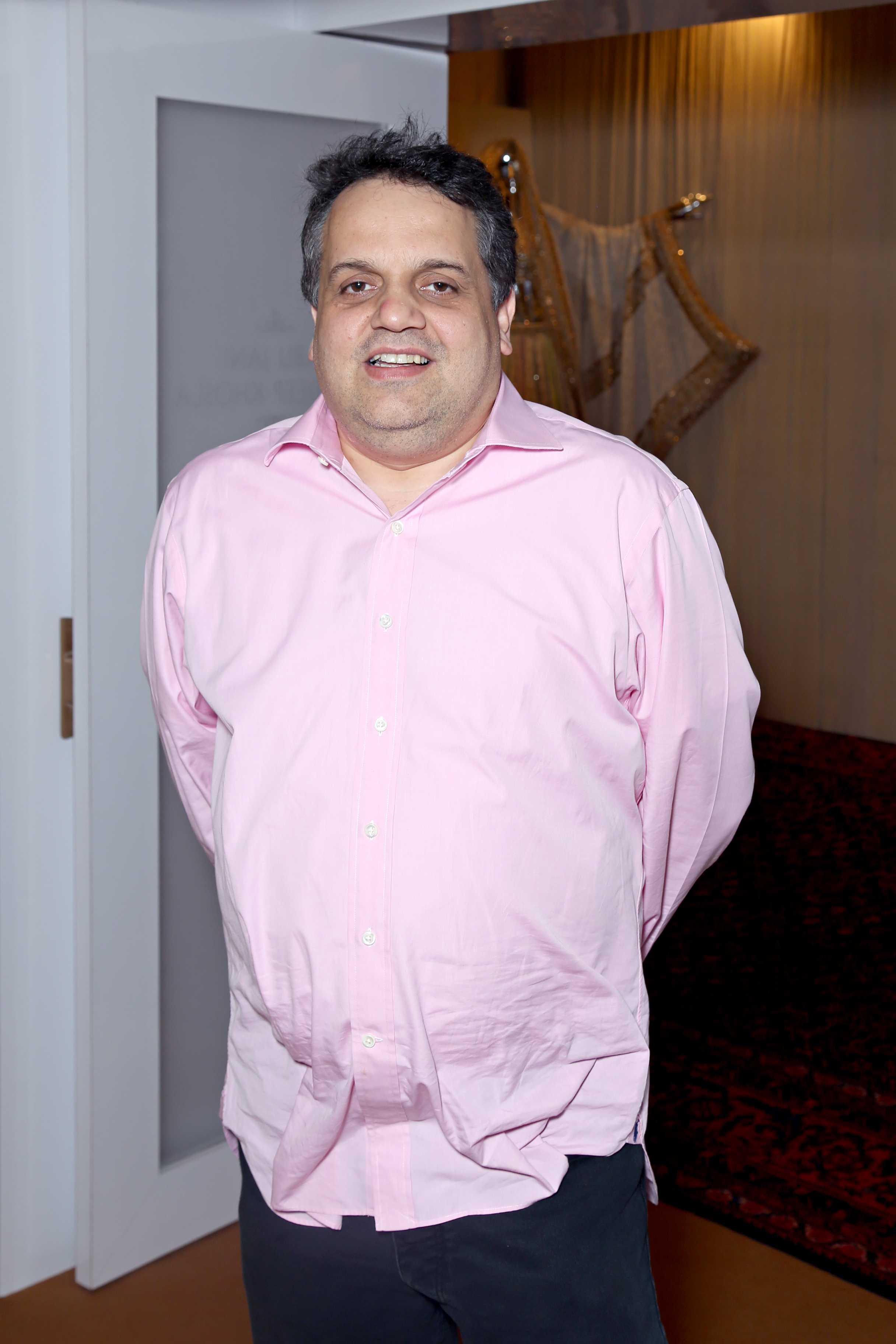 Sandeep Khosla at the Vogue Wedding Show