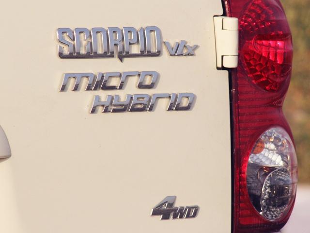 Mahindra Scorpio 2.2 mHawk VLX 4x4