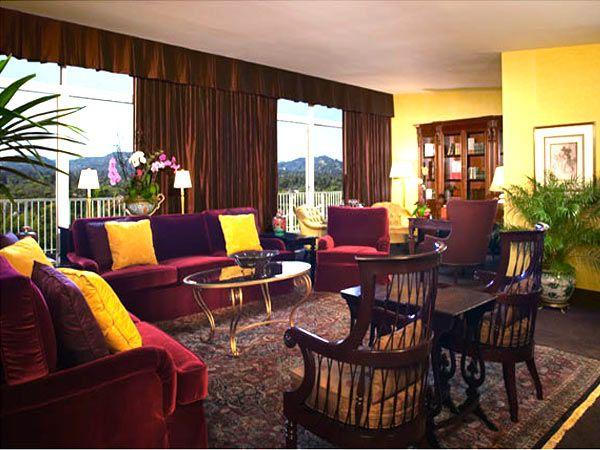 The Beverly Hilton, California