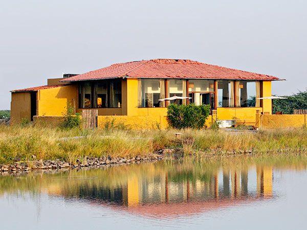 The Blackbuck Lodge