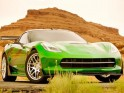 2014 Chevrolet Corvette Stingray, Transformers 4