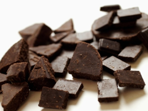 Foods to Live a Long Life : Dark chocolate