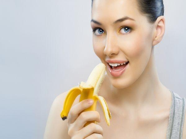 Best Muscle Building Foods : Banana