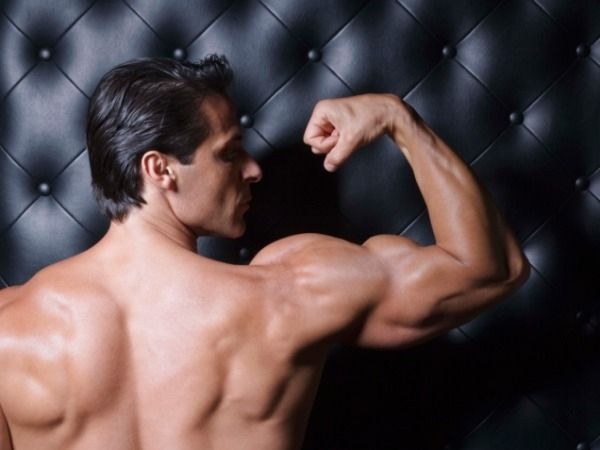 Is muscle building equal to bulking up?