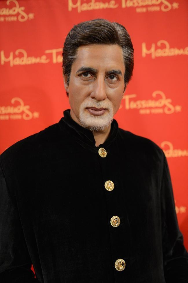 Bollywood Stars @ Madame Tussauds, New York