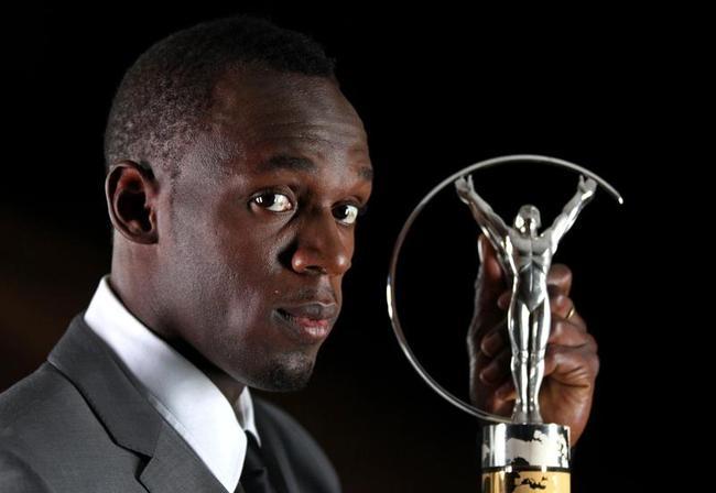 Usain Bolt (Sportsman)