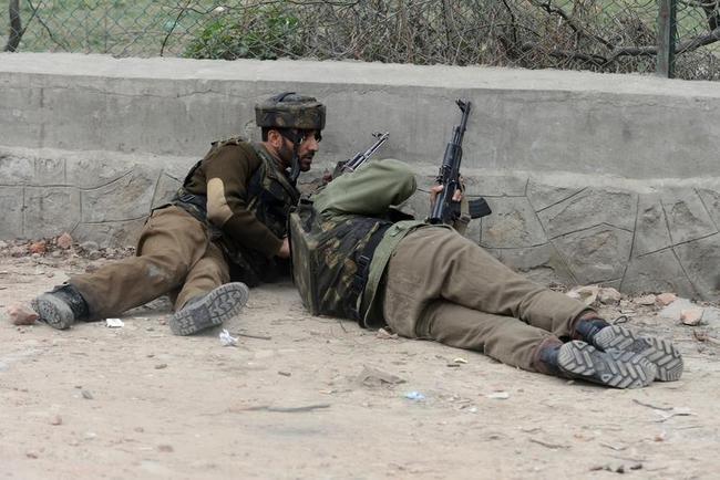 Terror Strikes Kashmir