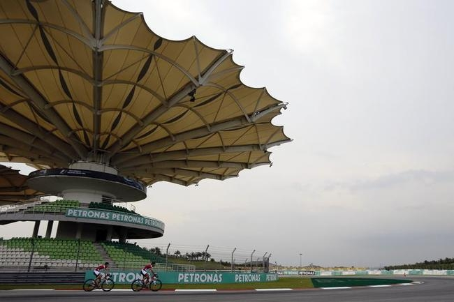 Malaysia Switch To Formula One Mode