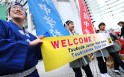 Tokyo Goes All Out to Woo Olympics