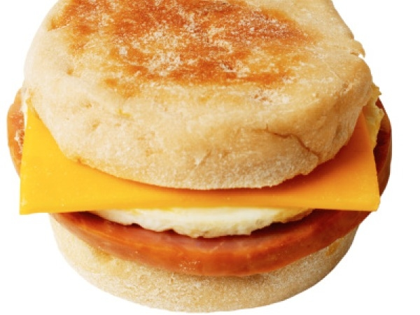 Healthy Fast Foods # 1: McDonald's Egg Muffin
