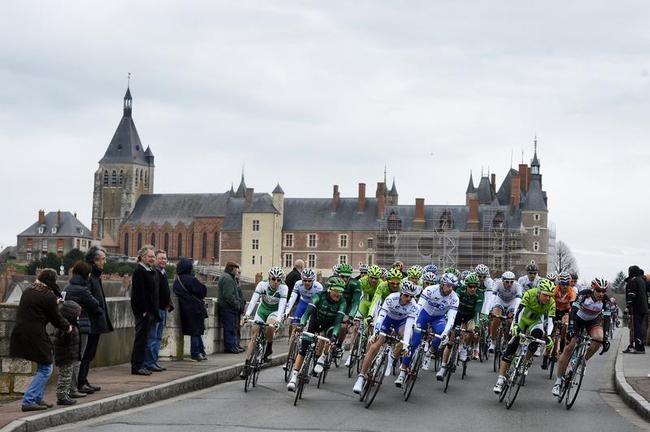 Paris-Nice Cycling Race