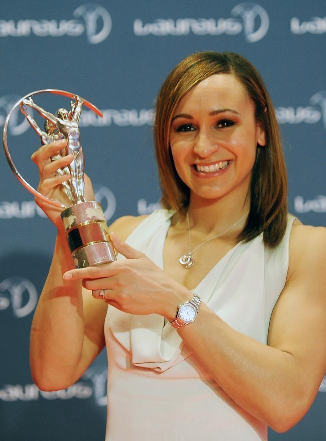 Jessica Ennis (Sportswoman)