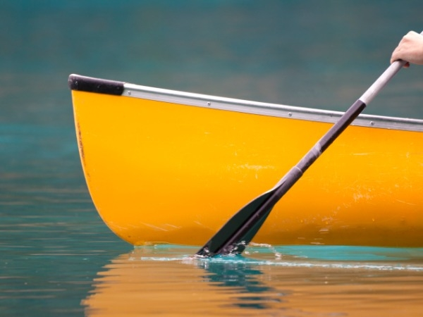 Laws of Motion Applied to Paddling