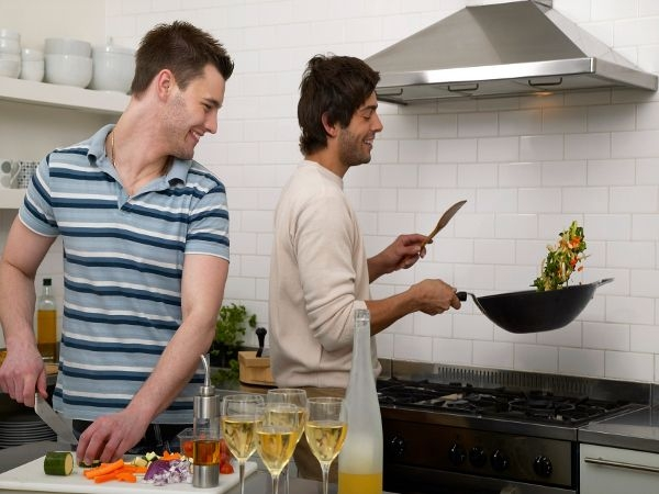 Best Way to Healthy Eating # 16: Cook instead of ordering