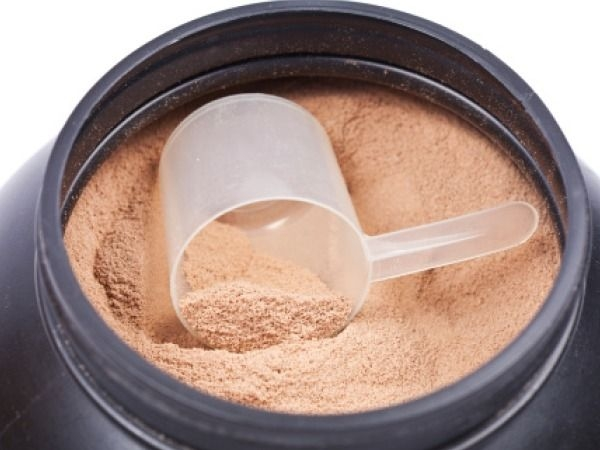 Best Muscle Building Foods : Whey Protein