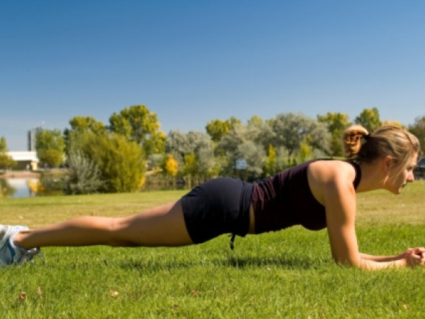 Exercise for a Sexy Butt # 4: Bridges
