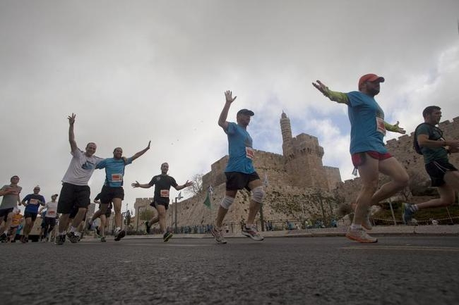 Marathon Politics in Jerusalem