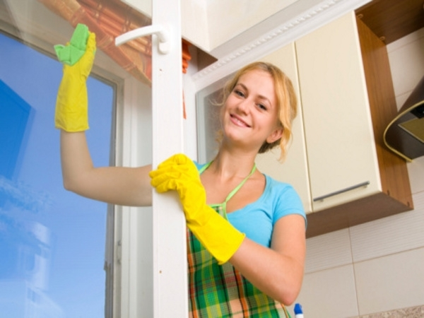 Healthy Weekend Idea # 11: Do some house work