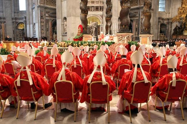 The Papal Conclave