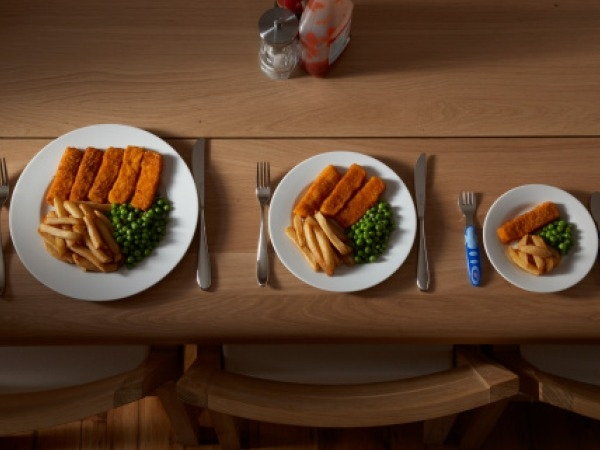 Healthy Fast Food Eating Tip # 6: Size matters