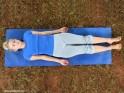 Yoga postures for Polycystic ovary syndrome