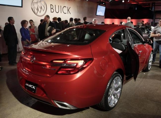 Buick: 2013 New Luxury Cars
