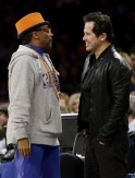 John Leguizamo and Spike Lee