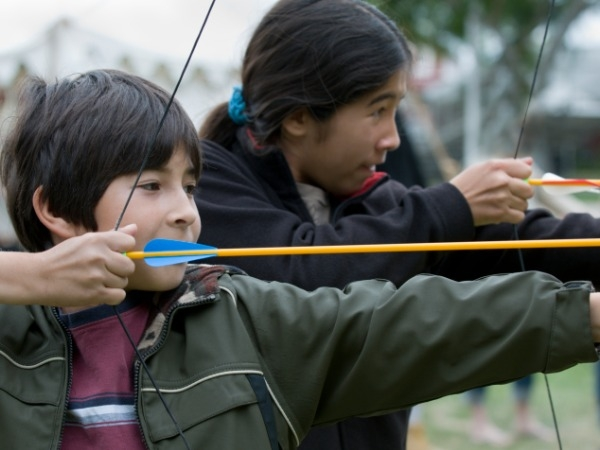 Safety tips for Archery