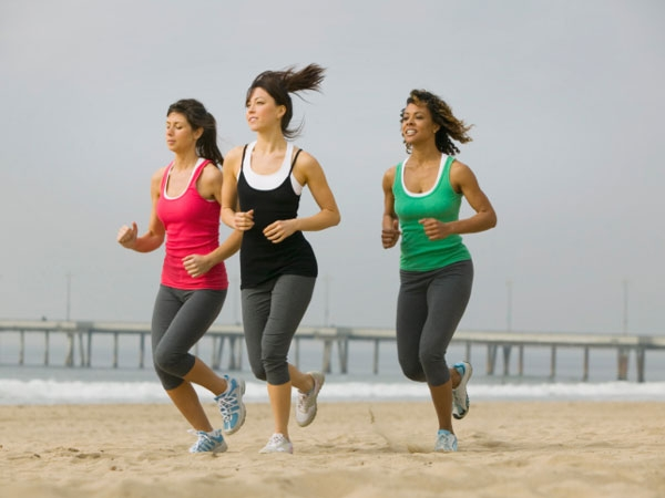 Healthy Weekend Idea # 6: Try some fitness class