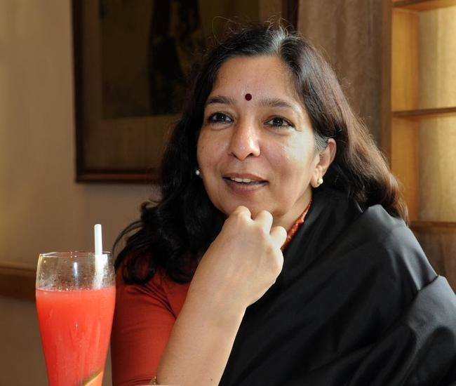 No. 6: Shikha Sharma-Axis Bank MD and CEO