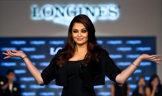 No. 5: Aishwarya Rai Bachchan- Bollywood Actress