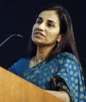 No.2 : Chanda Kochhar-MD and CEO of ICICI Bank