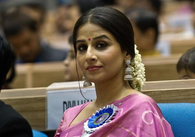 No. 7: Vidya Balan-Bollywood Actress