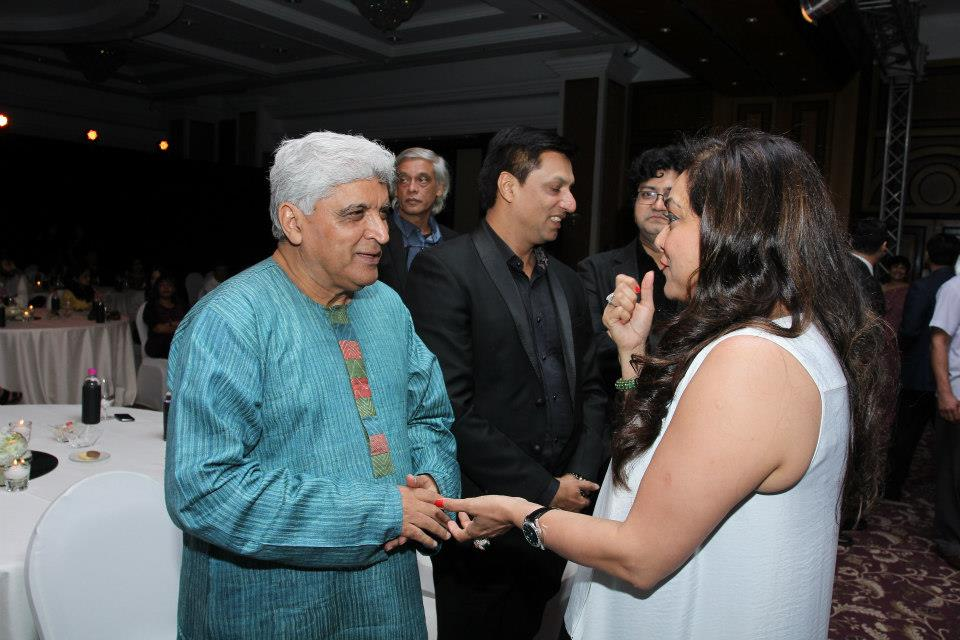 Javed Akhtar, Tina Ambani, Sudhir mishra, prasoon Joshi, Madhur Bhandarkar